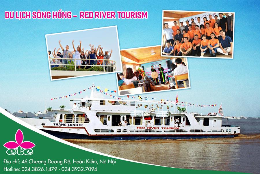 Báo Dân Chí: Đến Hà Nội đừng quên trải nghiệm du lịch sông Hồng